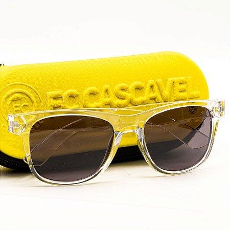 Óculos de Sol Transparente - FC Cascavel