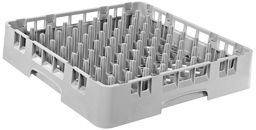 Rack para lavagem de pratos com pinos - Cambro