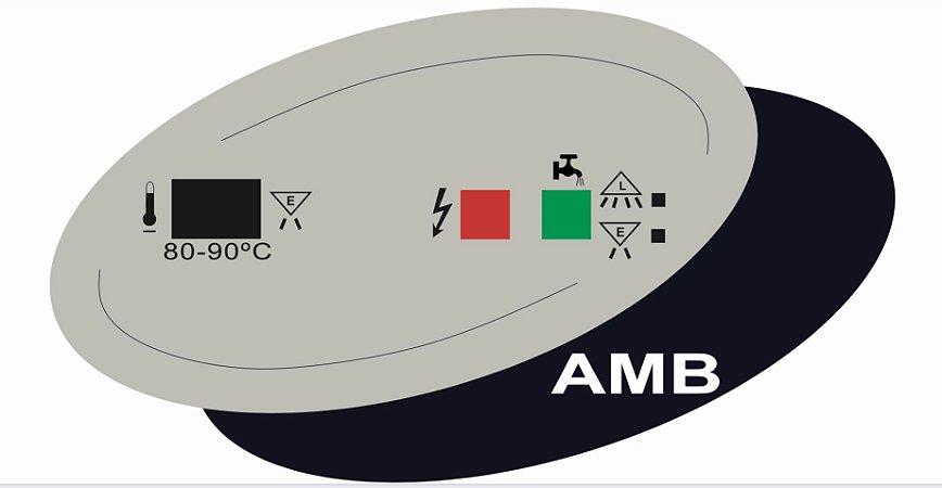 Adesivo Membrana Etiqueta do Painel Hobart AMB