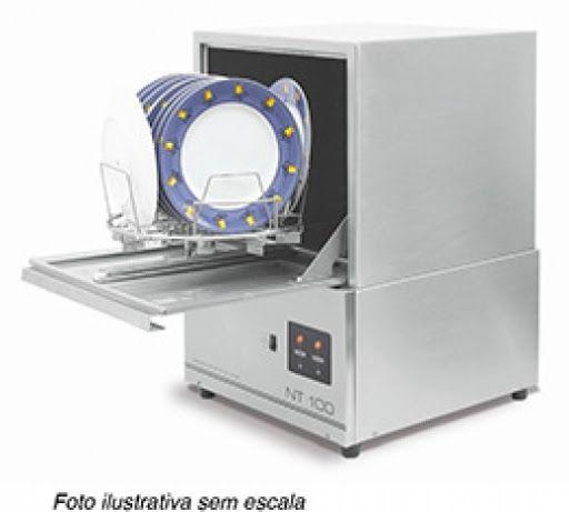 Lava louças industrial Netter modelo NT100