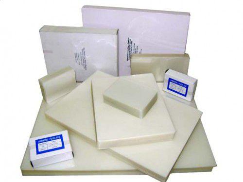 Pouch Film 80x110 Milimetros Espessura 0,07 Polaseal Tamanho. RG  175 Micron  Pacote com 100 plásticos
