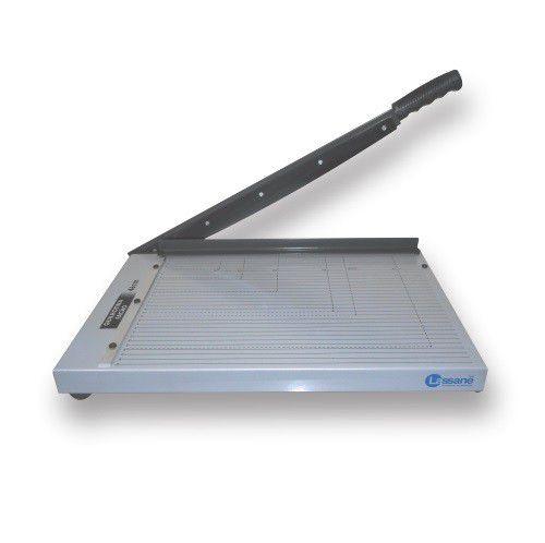 Guilhotina manual para cortar papel | 12 folhas - 46cm