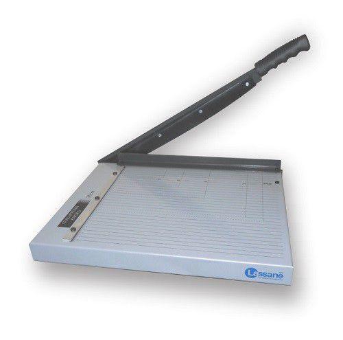 Guilhotina manual para cortar papel | 12 folhas - 36cm