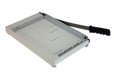 Guilhotina para cortar papel | Corta até 10 folhas. Tam 36cm - Excentrix