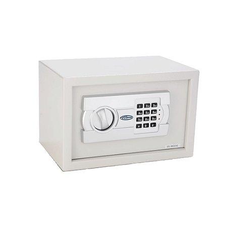 Cofre Eletrônico EG25 - Abertura Via Teclado c/ Senha ou Chave Codificada