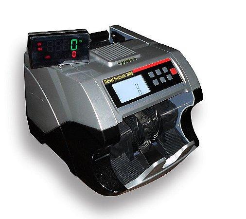 Contador de dinheiro misturado JH99 Detect Eletronic