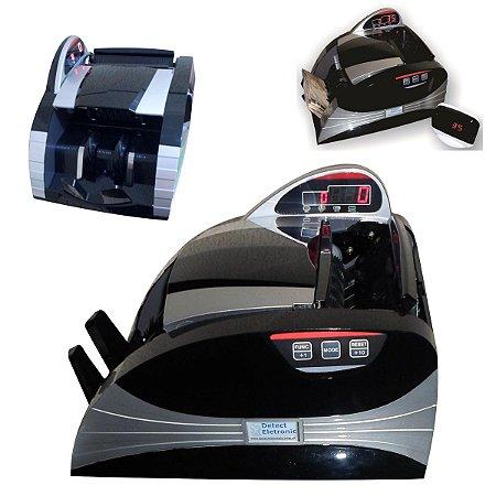 Máquina de contar dinheiro | CCD51 Detect Eletronic