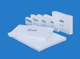 Pouch Film 220x307 Milimetros Espessura 0,07 Polaseal Tamanho A4 175 Micron Pacote com 100 plásticos