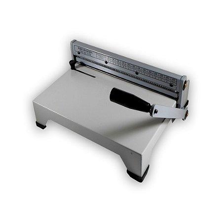 Máquina de Encadernação Perfurador para até 15 folhas Excentrix