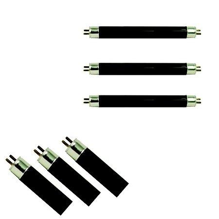 Lampada Uv Luz Negra 4w Bivolt para Detectores de Dinheiro