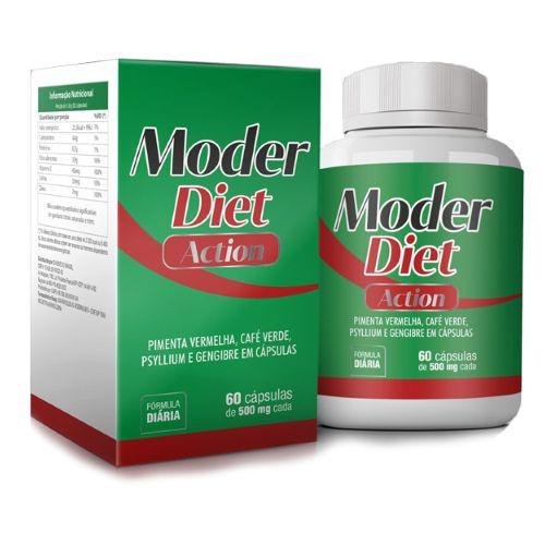 Moder Diet Action 60 cáps - Moder Diet