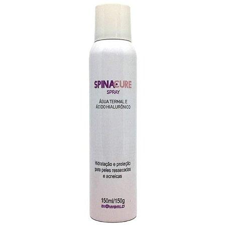 Spinacure Spray 150ml - Hidratação e proteção para peles ressecadas e acneicas