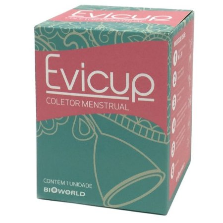 Evicup Coletor Menstrual