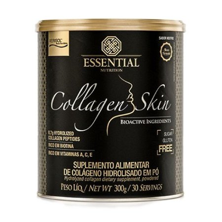 Collagen Skin 300g - Peptídeos Bioativos de Colágeno - Sabor Neutro