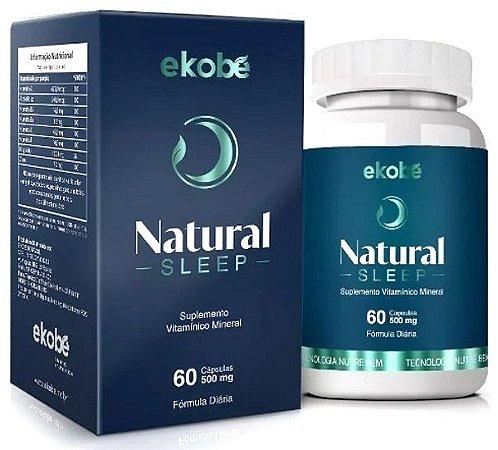 Natural Sleep 60 cáps - Precursor do sono