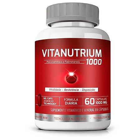 Vitanutrium 1000 60 cáps - Vitaminas e Minerais