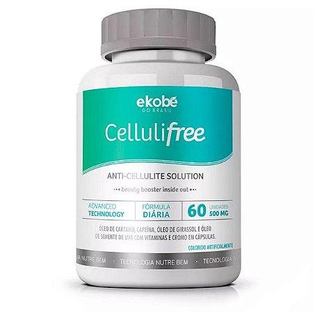 CelluliFree 60 cáps - Anti Celulite