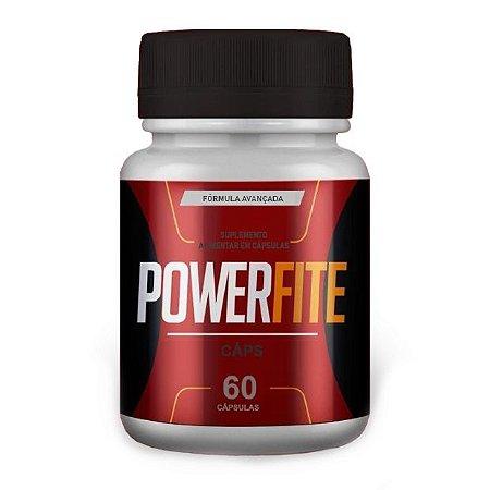 PowerFite 60 cáps - Emagrecedor