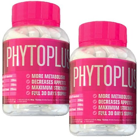 Phytoplus X 60 cáps - Kit 2 unidades