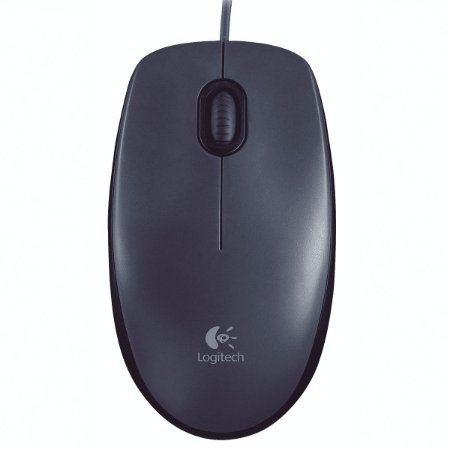MOUSE OPTICO USB M90 PRETO LOGITECH