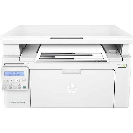IMPRESSORA HP MULTIFUNCIONAL LAJERJET PRO M132NW - G3Q62A 696 - HP