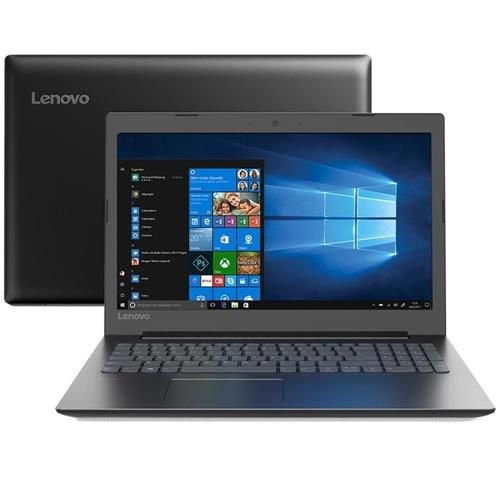NOTEBOOK B330 I3-7020U WINDOWS 10 HOME SYST4GB 500GB TELA 15.6 - LENOVO
