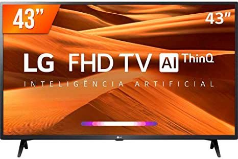 TV LG 43 108 CM LED 43LM631C