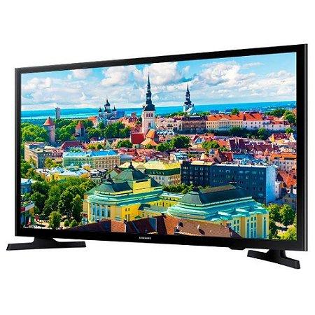 "TV LED 32"" HD Samsung 32ND450 2 HDMI 1 USB Conversor Digital"
