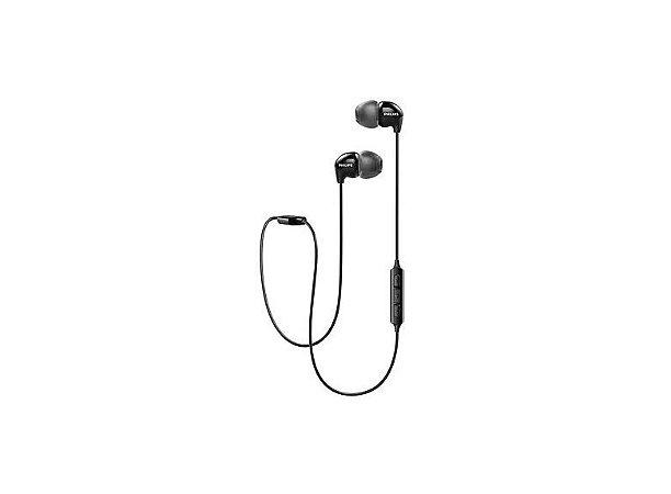Fone Bluetooth Philips SHB3595BK/10 Preto