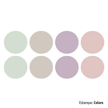 Adesivo Decorativo Aroeira Gloo Color