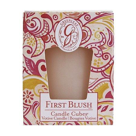 Vela Perfumada Greenleaf First Blush