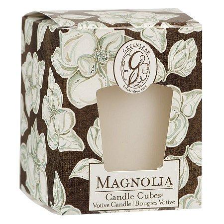 Vela Perfumada Greenleaf Magnolia