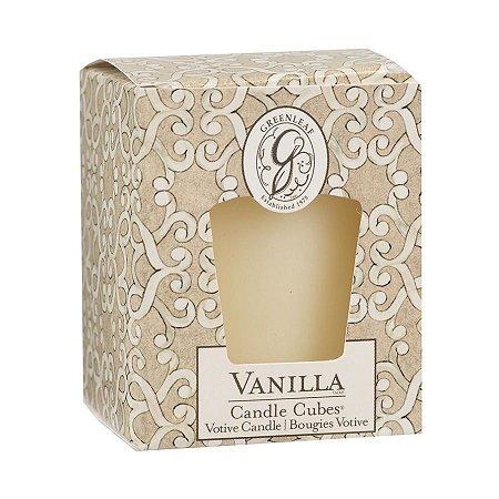 Vela Perfumada Greenleaf Vanilla