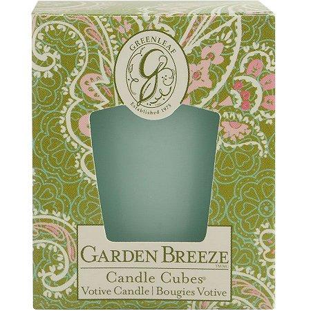 Vela Perfumada Greenleaf Garden Breeze