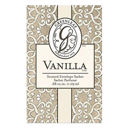 Sachê Odorizante Greenleaf Small/Pq Vanilla