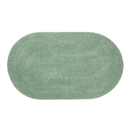 Tapete Aroeira Double - Green 45X60cm Oval
