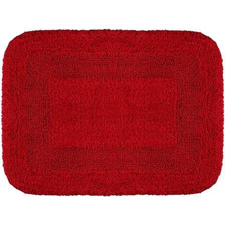 Tapete Aroeira New Classic - Vermelho - Retangular  70X120cm