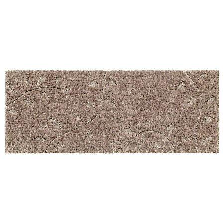 Tapete Passadeira Aroeira Ivy - Fendi  55X140Cm Retangular