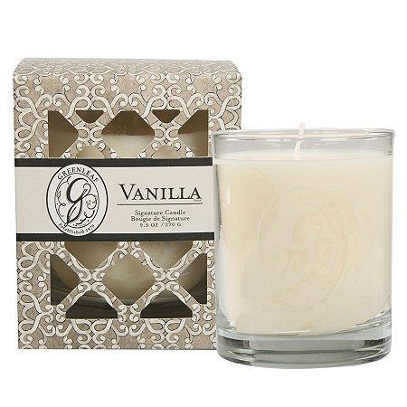 Vela Signature Greenleaf Vanilla