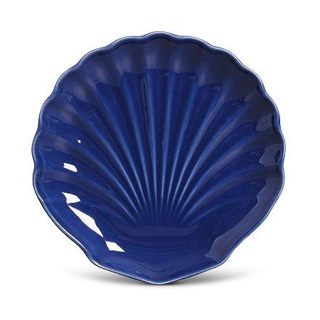 Prato de Sobremesa Ocean Azul Navy