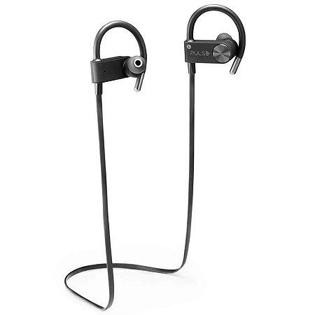 Fone De Ouvido Bluetooth Multilaser Pulse Earhook Preto - PH