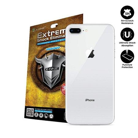 Película X.One® Extreme Shock Eliminator para Apple (Proteção traseira)