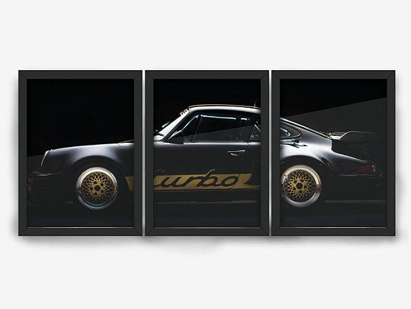 Kit Quadros Porsche 911