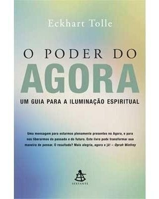 O PODER DO AGORA (ECKHART TOLLE)