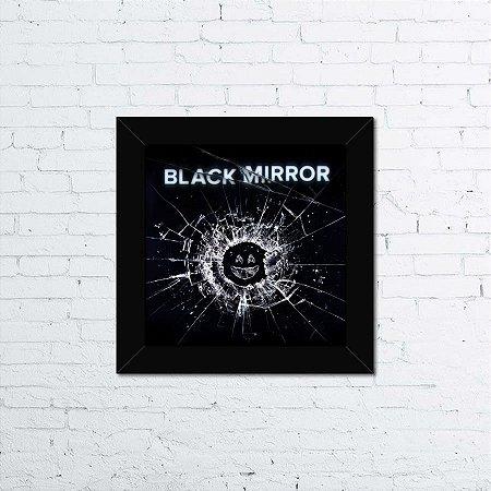 Quadro Black Mirror