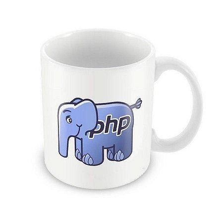 Caneca PHP Elephant