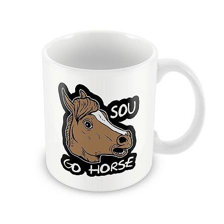 Caneca Sou Go Horse