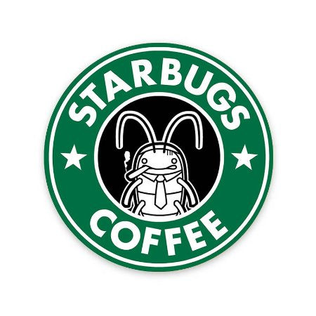 Mouse Pad StarBugs Coffee