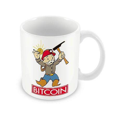 Caneca Bitcoin Miner