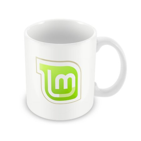 Caneca Mint Linux